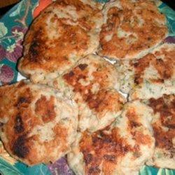 Cajun Fish Patties recipe