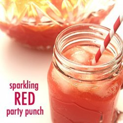 Sparkling Party Punch recipe