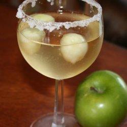 Apple Thyme Martini recipe