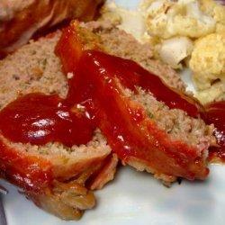 Pioneer Woman Favorite Meatloaf recipe