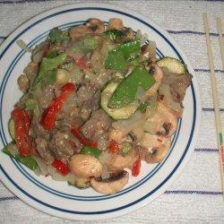 Moo Goo Gai Pan IIi recipe