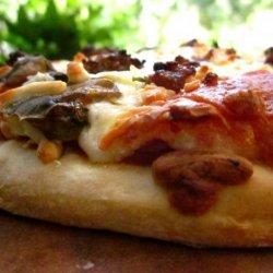 Neffy's Spicy Italian Pizza recipe