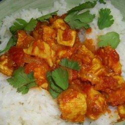 Leftover Turkey Curry recipe