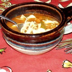 Spaghetti Sauce Soup recipe