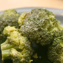 Broccoli with Mustard Butter recipe