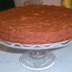 Low Sugar Apple Cake recipe