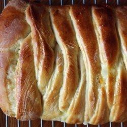 Cream Cheese Bread recipe