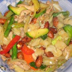 Chicken & Almonds recipe