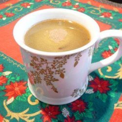 Hot Buttered Bouquet, Coffee recipe