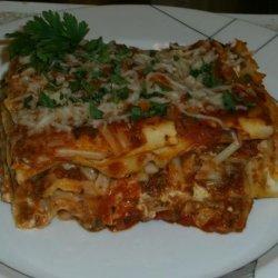 Lasagna Bolognese (Lasagna Al Forno) recipe