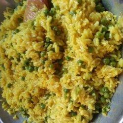 Easy Spanish Yellow Rice recipe