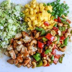 Cashew Chicken Salad recipe