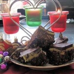 Nanaimo Bars (Chocolate Slices) recipe