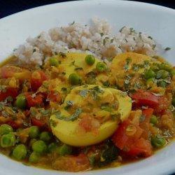 Fragrant Egg Curry recipe