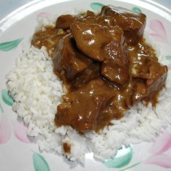 Beef and Gravy (Crock Pot) recipe