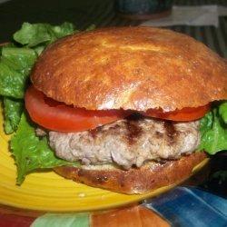 Caesar Burgers recipe