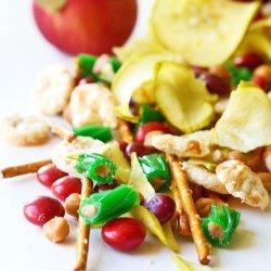 Caramel Apple Snack Mix recipe
