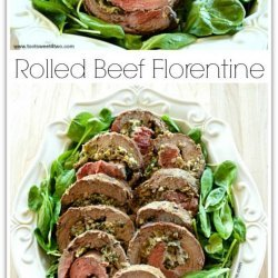 Beef Florentine recipe
