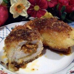 Chicken Kiev With a Kick recipe