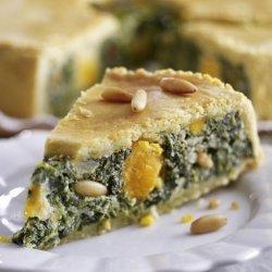 Italian Spinach Pie recipe
