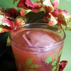 Apple Sunrise Punch recipe