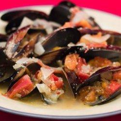 Mussels Suprema recipe