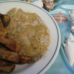 Canyon Ranch's Baked Fish & Chips recipe