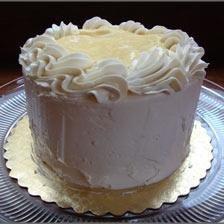 Fresh Lemon Chiffon Cake recipe