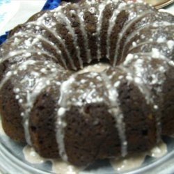 Latte Pound Cake recipe