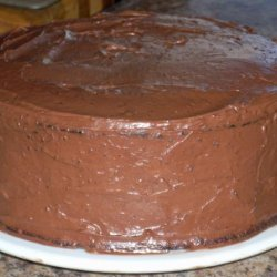 Vegan Chocolate Cake With Vegan Icing recipe