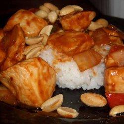 Firecracker Chicken Stir Fry recipe