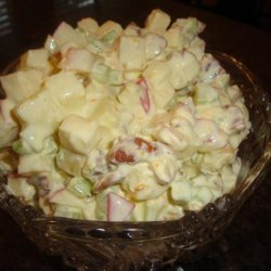 Simply Wonderful Waldorf Salad recipe