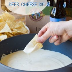 Spicy Cheese Dip recipe