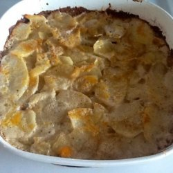 Campbell's Scalloped Potatoes recipe