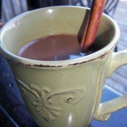 Hot Chocolate Mayan Style recipe