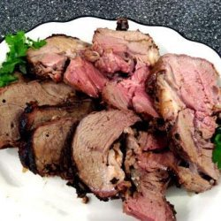 Barbecued Lamb recipe