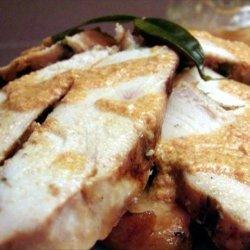 Thai Chicken Grilled recipe