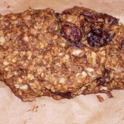 Oatmeal Snack Bars recipe