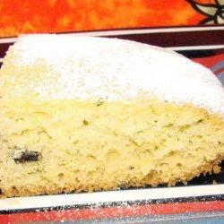 Zucchini Lemon Cake recipe