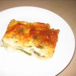 Zucchini  and  Brick Cheese Slices recipe