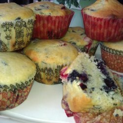 Northwoods Muffins recipe