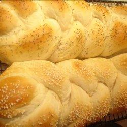 A Simple Braided Bread recipe