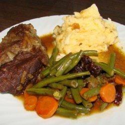 Braised Beef With Tea recipe