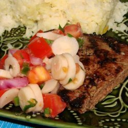 Brazilian Grilled Flank Steak recipe