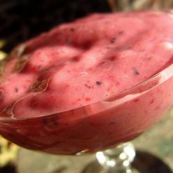 Berry Banana Blast Smoothie recipe