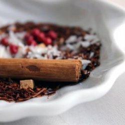 Coco Chai Rooibos Tea Blend recipe