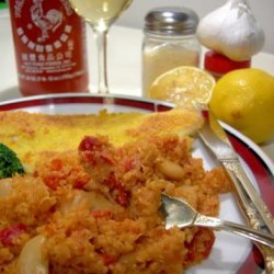 Peruvian Quinoa recipe