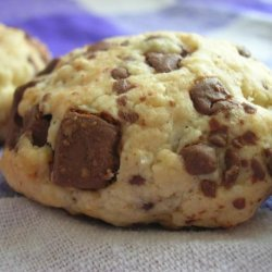 The Ultimate Chocolate Chip Cookies recipe