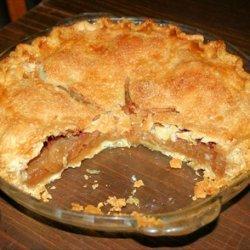 Honey Apple Pie recipe