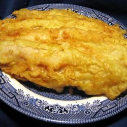 Curried Fish Batter recipe